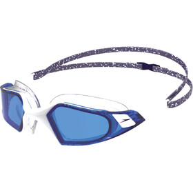 speedo Aquapulse Pro Okulary pływackie, navy/white/blue